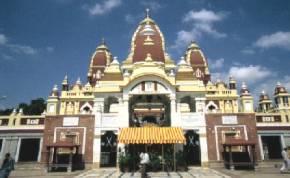 El templo de Lakshmi
