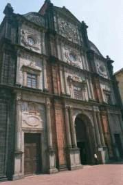 La basílica de Bom Jesus