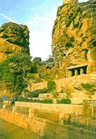 Un templo de badami