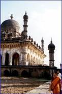 El mausoleo de Ibrahim Roza
