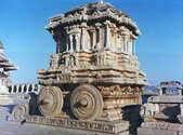 Un carro del templo de Vithala