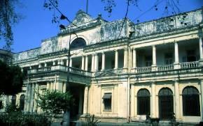 El palacio Lal Bagh
