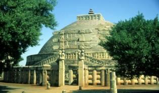 La estupa grande