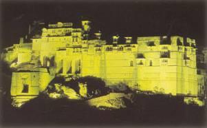 El fuerte de Taragarh