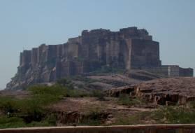 Fortaleza de Meherangarh