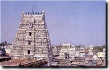 El templo de Kapaleeswara
