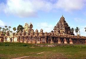 El templo de Kailasanathar