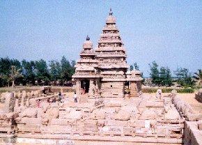 El templo de la costa