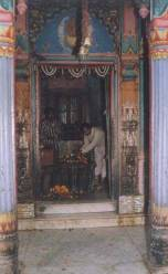 El templo de Nageshwarnath