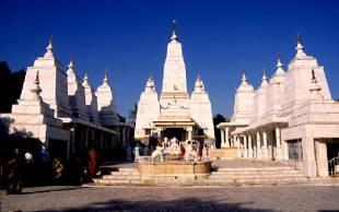 El Templo de Chandi Devi