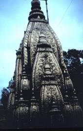 El templo de Vishwanath