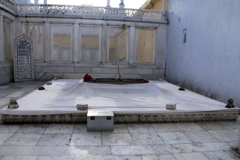 Tumba de Aurangzeb