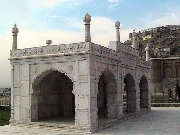 La tumba de Babur