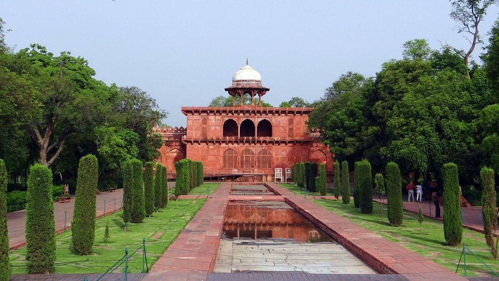 Exterior del Taj Mahal Museum