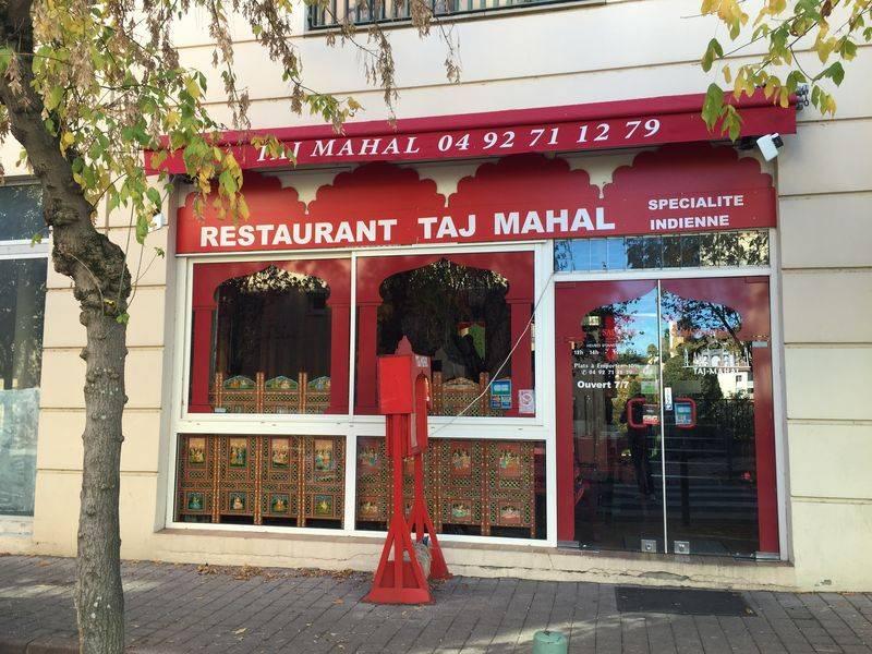 Restaurante 'El Taj Mahal', en Manosque