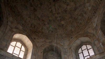 La cúpula interior