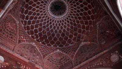 Techo de la mezquita