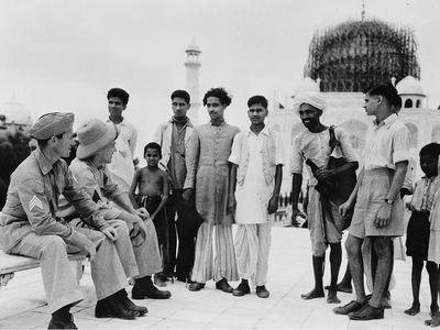 Protección del Taj Mahal