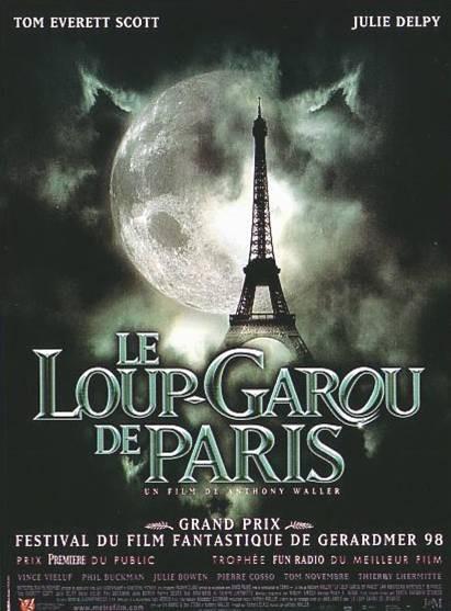 Le loup-garou de Paris