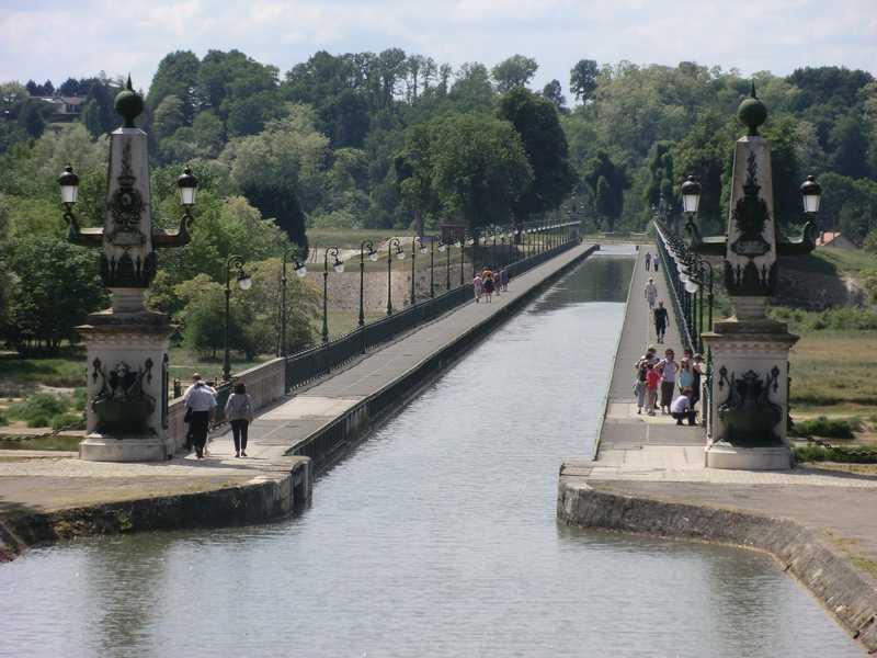 Puente-canal Briare