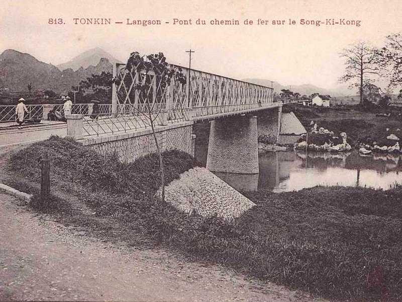 Puentes de Lang Son y Binh Tay, Vietnam
