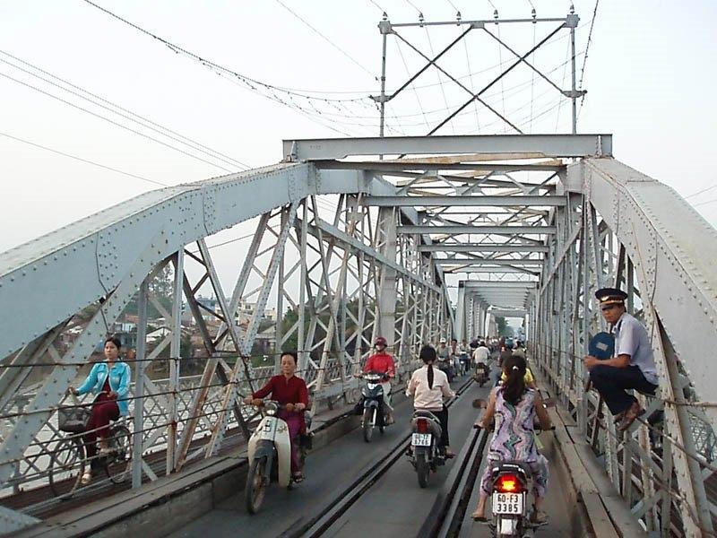 Puente Rach-Cat, Vietnam