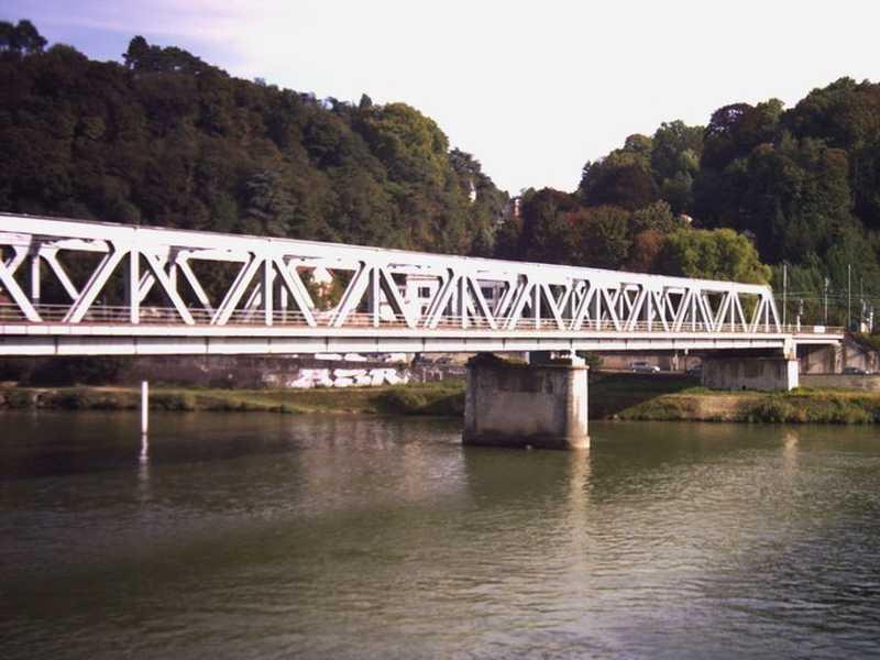 Viaducto de Collonge en el Saône
