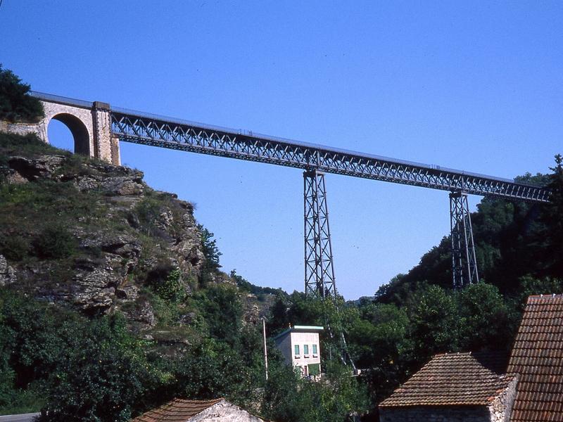 Viaducto de Rouzat y Neuvial