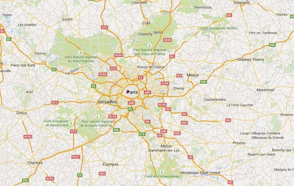 Región parisina