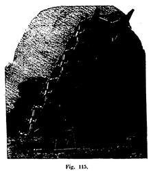 Modelo del pilón de empuje