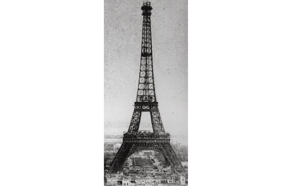 La torre 12 de marzo de 1889