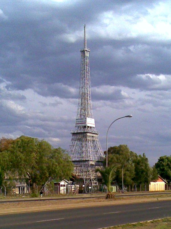 Replica de Bloemfontein