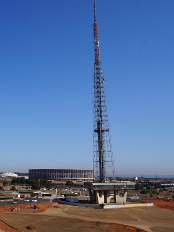Replica de Brasilia