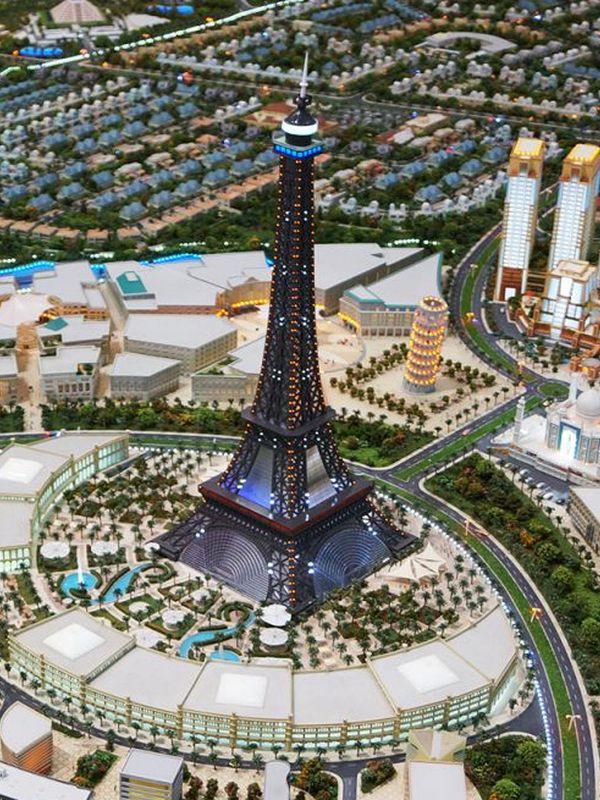 Replica de Dubai
