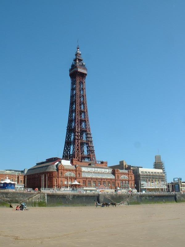 Replica de Blackpool