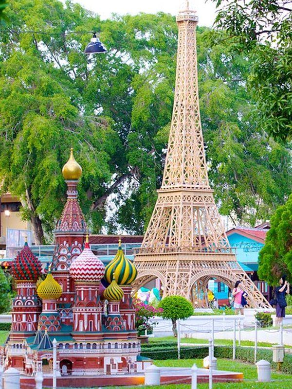 Réplica del Mini Siam Park