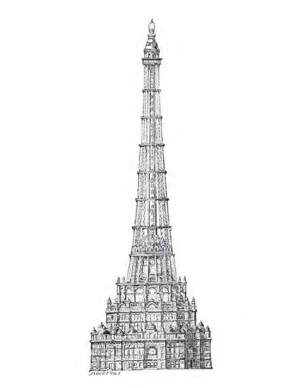La torre B. Kinkel et Pohl