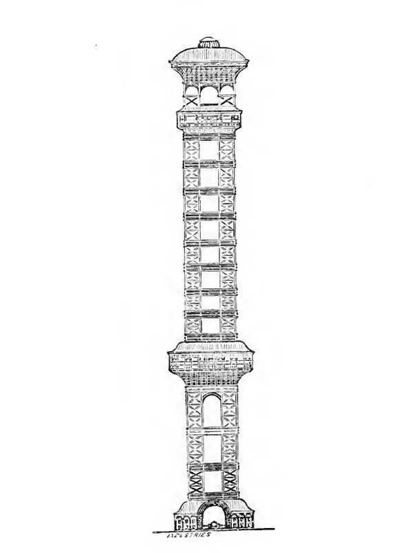 La torre E. Worral
