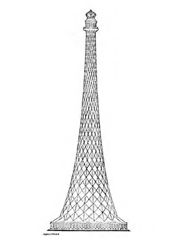 La torre Thos V. Trew