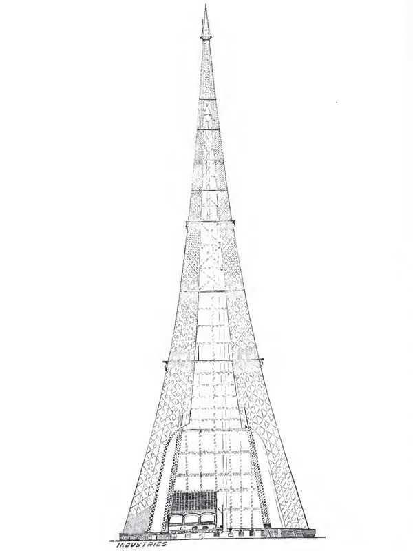 La torre De Vere Buckingham