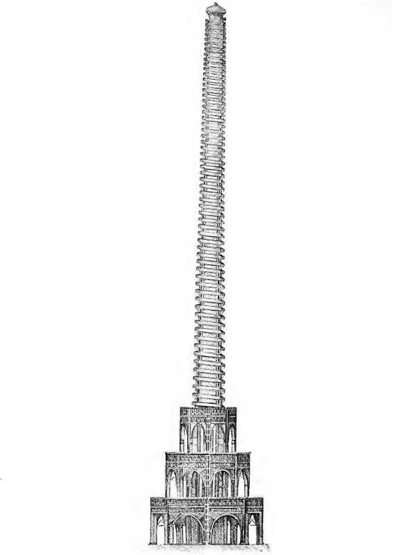La torre J. W. Couchman