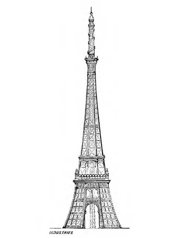 La torre T. Clarke, Joseph Mayer y W. Hildenbrand