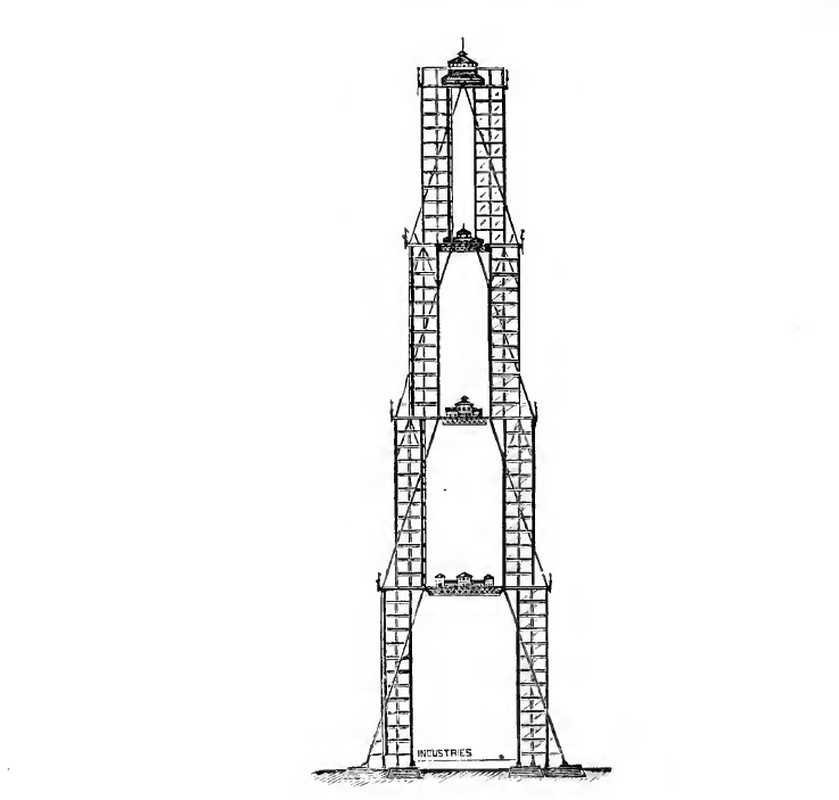 La torre Sir Bradford Leslie