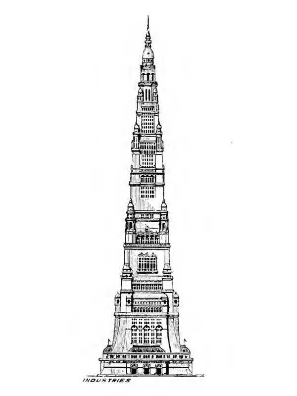 La torre Neloah