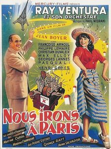Nous irons à Paris