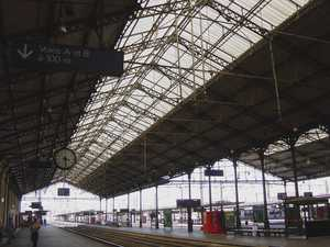 Salón de la estación de Toulouse