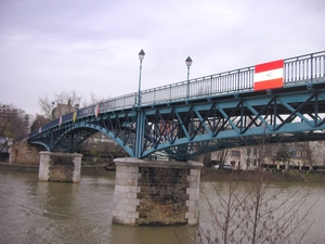 Pasarela Bry-sur-Marne