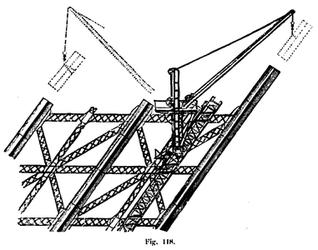 Diagrama de la grúa
