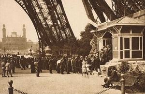 Entrada pública en 1890
