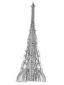 La torre J. Tertius Wood